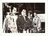 takasu 454) 邦画キャビネ写真 [将軍家光の乱心 激突(1989年)当時物7枚セット:千葉真一 織田裕二