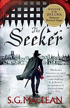 The Seeker: The Seeker 1 (Damian Seeker) by [MacLean, S.G.]