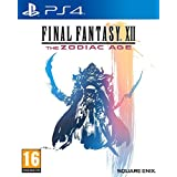 Final Fantasy XII The Zodiac Age (PS4) (輸入版)
