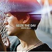 【Amazon.co.jp限定】SEIZE THE DAY (通常盤) (クリアファイルA5サイズ(初回盤ジャケット描き下ろしイラスト絵柄)付)