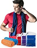 関連アイテム:(テスラ)TESLA クールタオル 超冷感 スポーツタオル [UVカット・日焼け防止・速乾・軽量] 防水袋付き アイスタオル 2サイズ 10色 MZW20