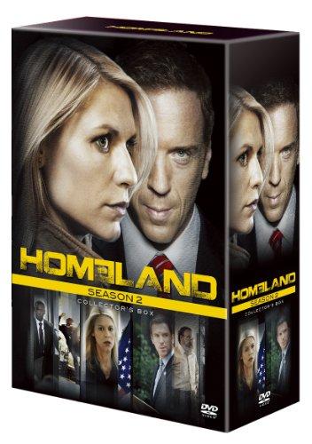 HOMELAND/ホームランド シーズン2 DVDコレクターズBOXの詳細を見る