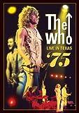 ザ・フー ライヴ・イン・テキサス 1975 [DVD]