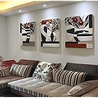 アートパネル 壁掛け画 壁掛け絵画 壁アート 高品質な 3パネルセット デザイン おしゃれ 絵画 高級感 白黒 壁掛け ヨーロッパ風 グラフィック アートポスター オフィス 抽象 典雅な雰囲気
