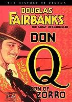 Douglas Fairbanks - Don Q, Son of Zorro