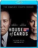 ハウス・オブ・カード 野望の階段 SEASON4 ブルーレイ コンプリートパック[Blu-ray]