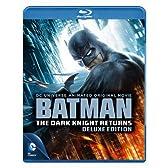 バットマン:ダークナイト リターンズ スペシャル・バリューパック(初回限定生産/2枚組) [Blu-ray]