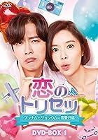 [Amazon.co.jp限定]恋のトリセツ~フンナムとジョンウムの恋愛日誌~ DVD-BOX1(ミニポスター付)