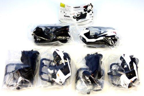 SR Bigスクーターコレクション ビッグスクーター バイク ガチャ タカラトミーアーツ(全6種セット)