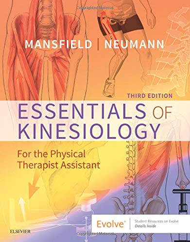 Download Essentials of Kinesiology for the Physical Therapist Assistant, 3e 0323544983