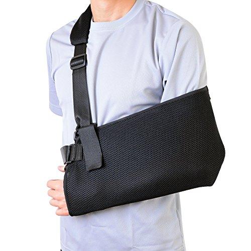 Internals 《Bamboo Internals》 腕つり用サポーター アームリーダー アームホルダー 骨折 脱臼 ギプス ネオプレン 三角巾の代わりに