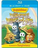 Wizard of Ha's Blu-Ray