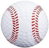 カイザー(kaiser) やわらか ボール 軟式 タイプ 2個入り ポリウレタン レジャー ファミリースポーツ KW-040
