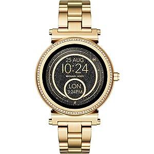 [マイケル・コース]MICHAEL KORS 腕時計 SOFIE タッチスクリーンスマートウォッチ MKT5021 レディース 【正規輸入品】