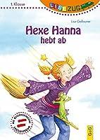 LESEZUG/1.Klasse: Hexe Hanna hebt ab