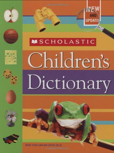 Scholastic Children's Dictionaryの詳細を見る