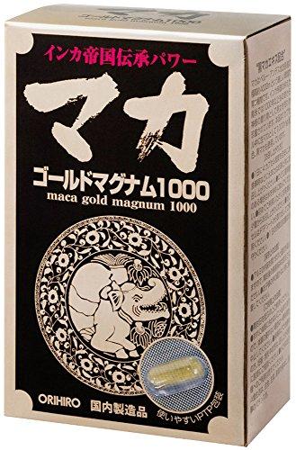 オリヒロ マカ ゴールドマグナム1000