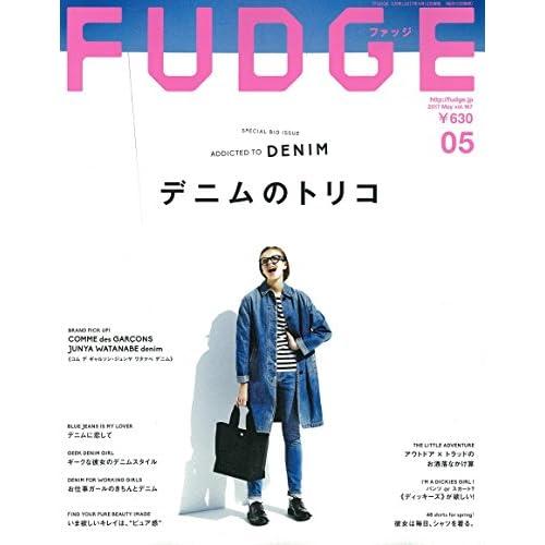 FUDGE -ファッジ- 2017年5月号 Vol.167