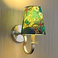 YLIAN ウォールライトウォールライト寝室の壁ランプ暖かいリビングルームの寝室レストランランプ屋内ランプライト (Style : A)