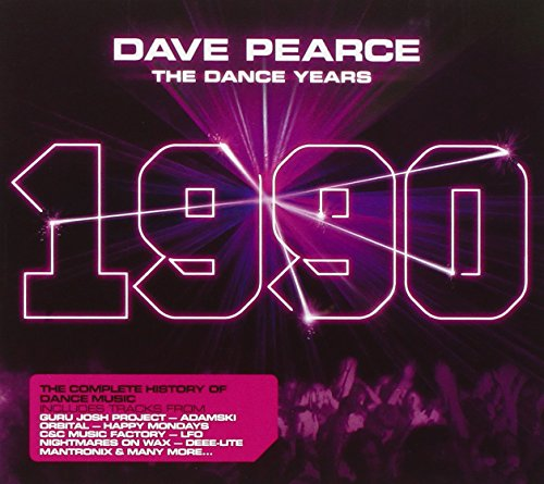 Dave Pearce - the Dance Years 1990