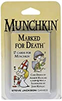 Munchkin Marked for Death