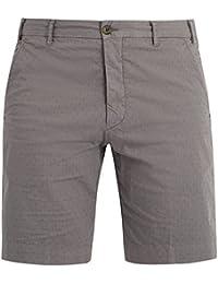 (ジェイダブリューブライン) J.W. Brine メンズ ボトムス・パンツ ショートパンツ Chriss stretch-cotton jacquard chino shorts [並行輸入品]