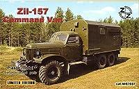 ソ連Zil - 157コマンドvanプラスチック/ photo-etched /樹脂Hoキット1/ 87ZZ 87037