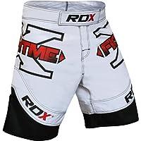 RDXトレーニングショーツUFC MMA GrapplingケージFighting Martial Artsタイ式