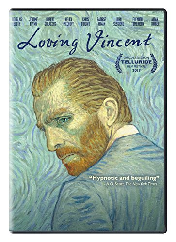 Loving Vincent [DVD] [Import]