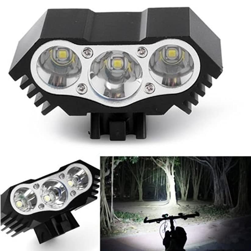 記事考案するワイプ10000Lm 3 x CREE T6 LED 4 Modes Bicycle Lamp Bike Light Headlight Cycling Torch by Lights & Reflectors