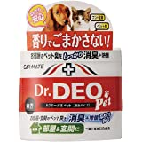 カーメイト ペット用 除菌消臭剤 ドクターデオ Dr.DEO 置き型 部屋用 無香 安定化二酸化塩素 130g DSP2