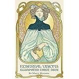エーテル ビジョン イルミネーテッド タロット Ethereal Visions Illuminated Tarot Deck 占い タロットカード 英語のみ