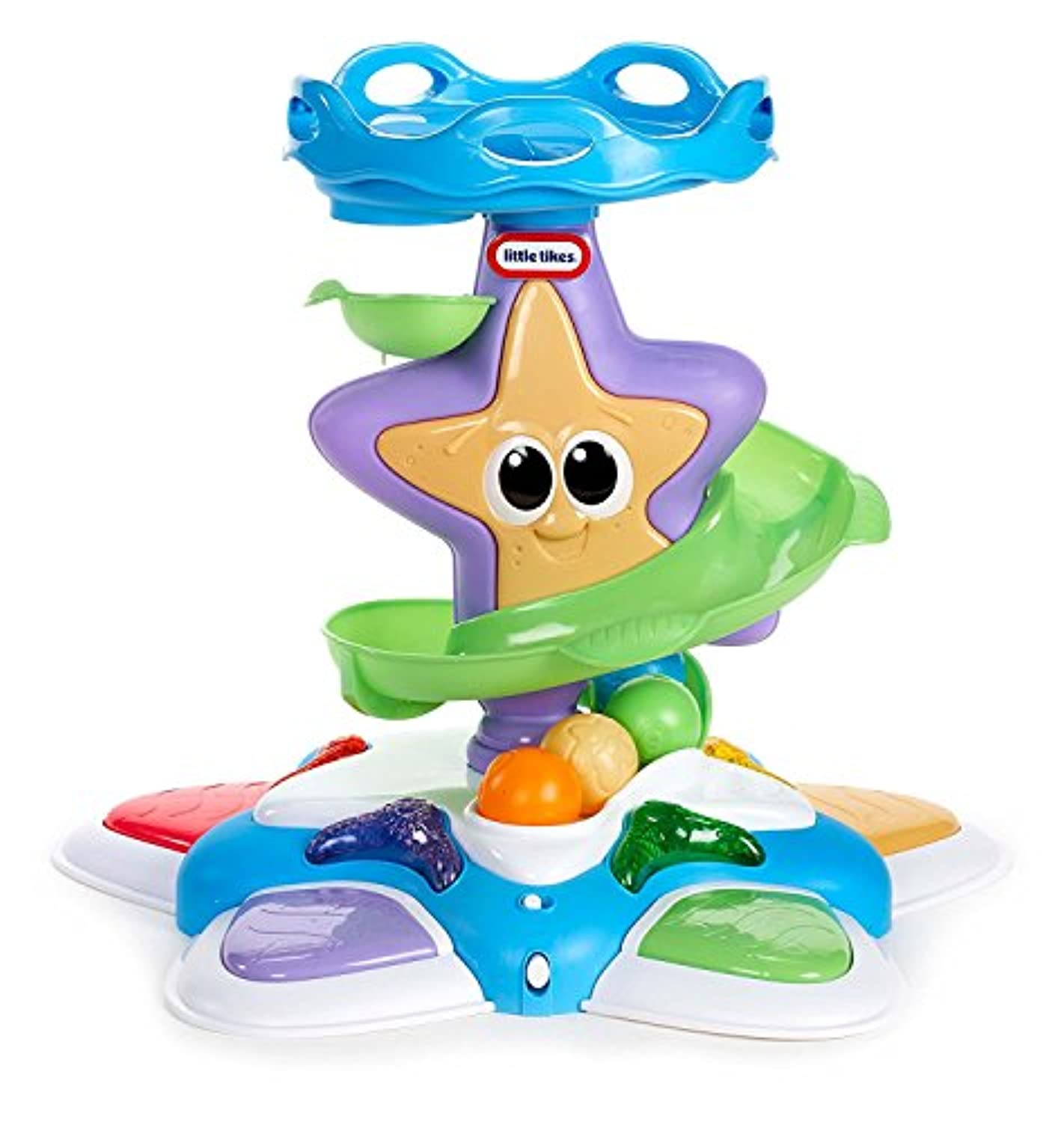 Little Tikes Lil' Ocean Explorers - Stand 'n Dance Starfish [並行輸入品]