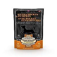 オーブンベイクドトラディション 犬用おやつ トリーツ グレインフリー チキン&パンプキン ソフトタイプ 227g