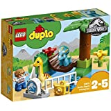LEGO® DUPLO® Jurassic World Gentle Giants Petting Zoo 10879 Playset Toy