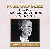 ワーグナー : 楽劇「トリスタンとイゾルデ」第2・3幕 / ヴィルヘルム・フルトヴェングラー (Wagner : Tristan und Isolde, Acts II and III / Suthaus, Frick, Schluter, Orchester und Chor der Berliner Staatsoper, Furtwangler) [2CD] [MONO] [国内プレス] [日本語帯・解説付]