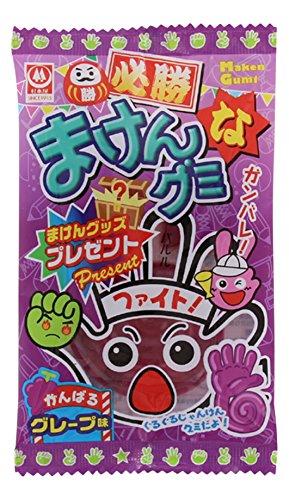 杉本屋製菓㈱ まけんグミ ミックス 15g×20個