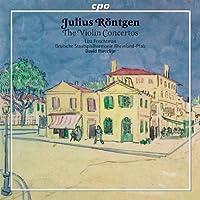 R枚ntgen: Violin Concertos (2011-05-31)