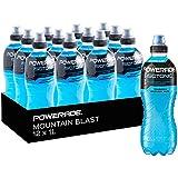 Powerade Mountain Blast Sports Drink 12 x 1L