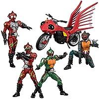 SHODO-X 仮面ライダー9 (10個入) 食玩・ガム (仮面ライダー(1号~RX))