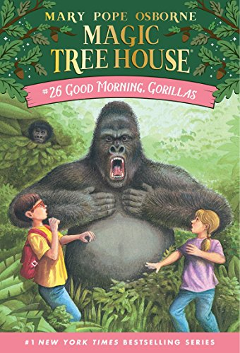 Good Morning, Gorillas (Magic Tree House (R))の詳細を見る