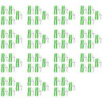 15 x Quantity of Hubsan X4 H107D Green White 55mm Propellers Blades Props 5x Propeller Blade Prop Set 20pcs Drone Parts Drones [並行輸入品]
