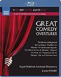 偉大なる喜劇のための序曲集(Blu-ray Audio)