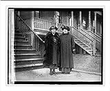 Historic印刷( L ) : Dr。ケイトWaller Barrett & MrsサッチャーVウォーカー、1/ 7/ 24