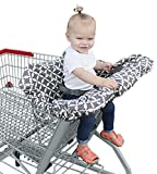 Jolly Jumper Deluxe Sani-shopper Shopping Cart Cover with Safety Belt by Jolly Jumper