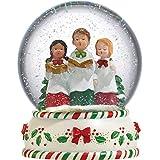 Lenox Kathy Ireland Once Upon A Christmas Snow Globe