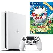 PlayStation 4 グレイシャー・ホワイト 500GB (CUH-2100AB02)【New...