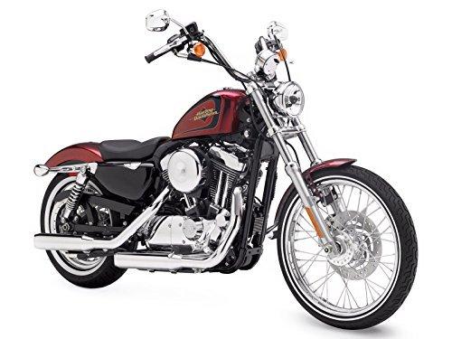 マイスト Maisto 1/12 ハーレーダビッドソンHarley Davidson 2012 XL 1200V SEVENTY TWO 72 オートバイ Motorcycle バイク Bike Model 32324 セブンティーツー [並行輸入品]