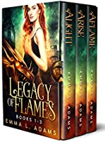Legacy of Flames: The Complete Trilogy