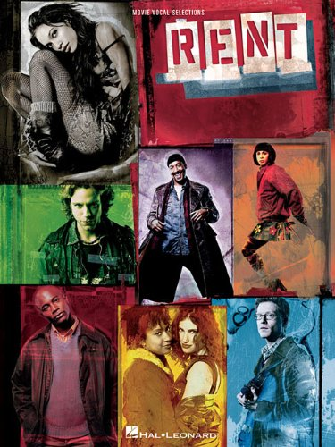 Rent: Movie Vocal Selections (Piano/Vocal)の詳細を見る